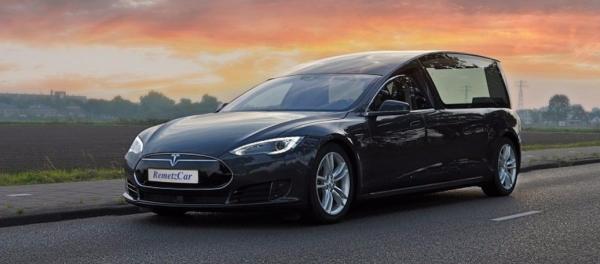 Во что превратили Tesla Model S 1