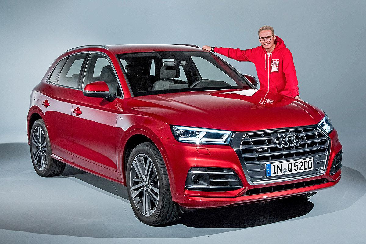 «Обновленный, но не слишком»: тест-драйв Audi Q5 1