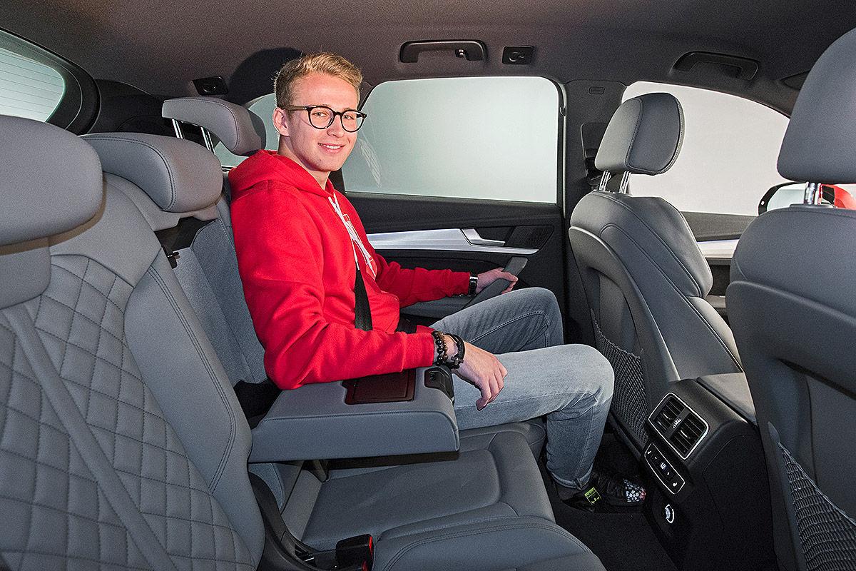 «Обновленный, но не слишком»: тест-драйв Audi Q5 2