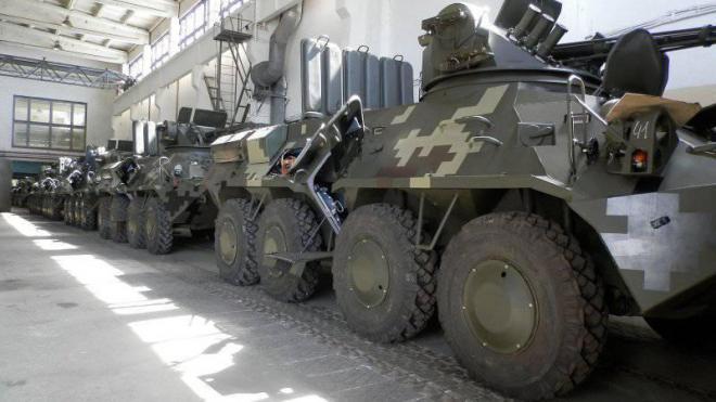 Украинские БМП больше не получат двигатели из РФ 1