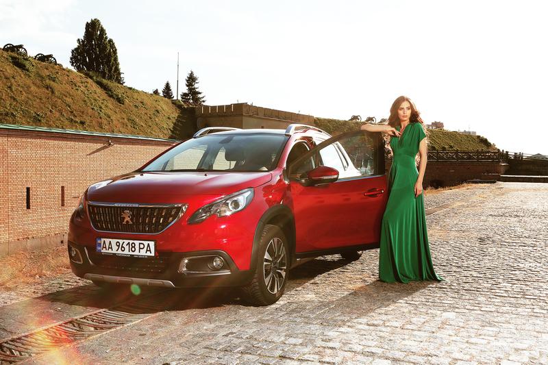 Новый Peugeot 2008 отправляется «на все 4 стороны» 1