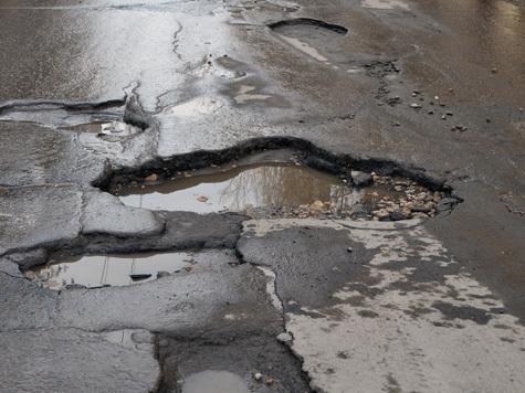В Украине знают как быстро отремонтировать дороги 1
