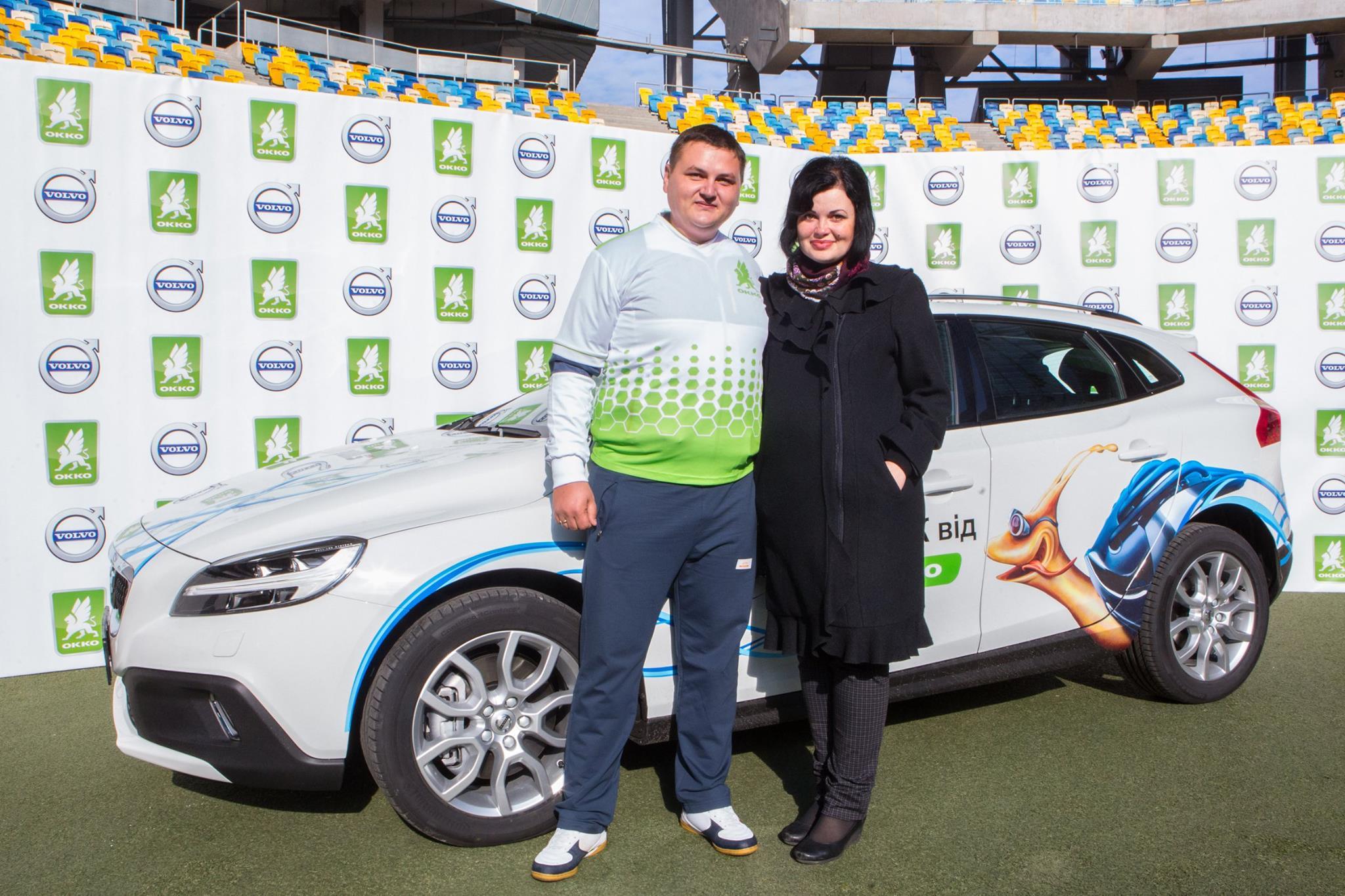 Розыгрыш авто от «ОККО» продолжается: четвертое Volvo выиграл дальнобойщик из Кропивницкого 1