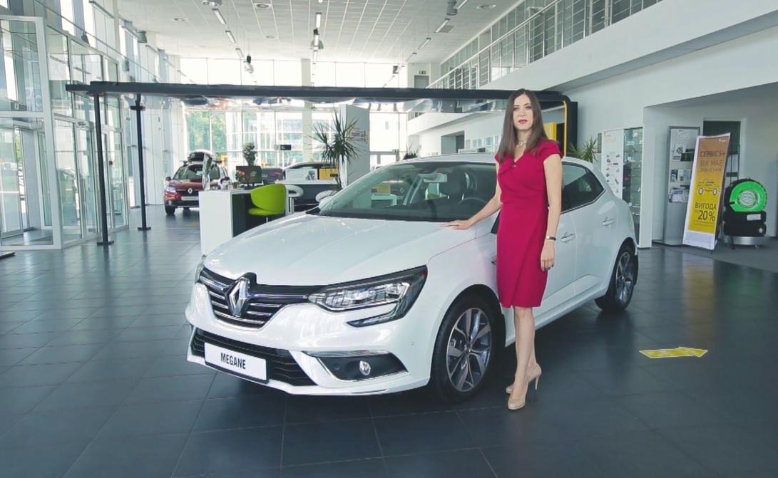 В Украине открылся виртуальный шоу-рум Renault 1