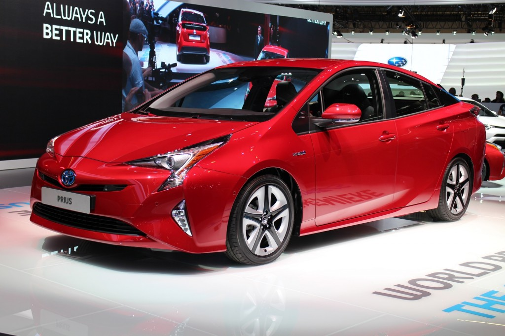 Toyota объявила о масштабном отзыве Prius 1