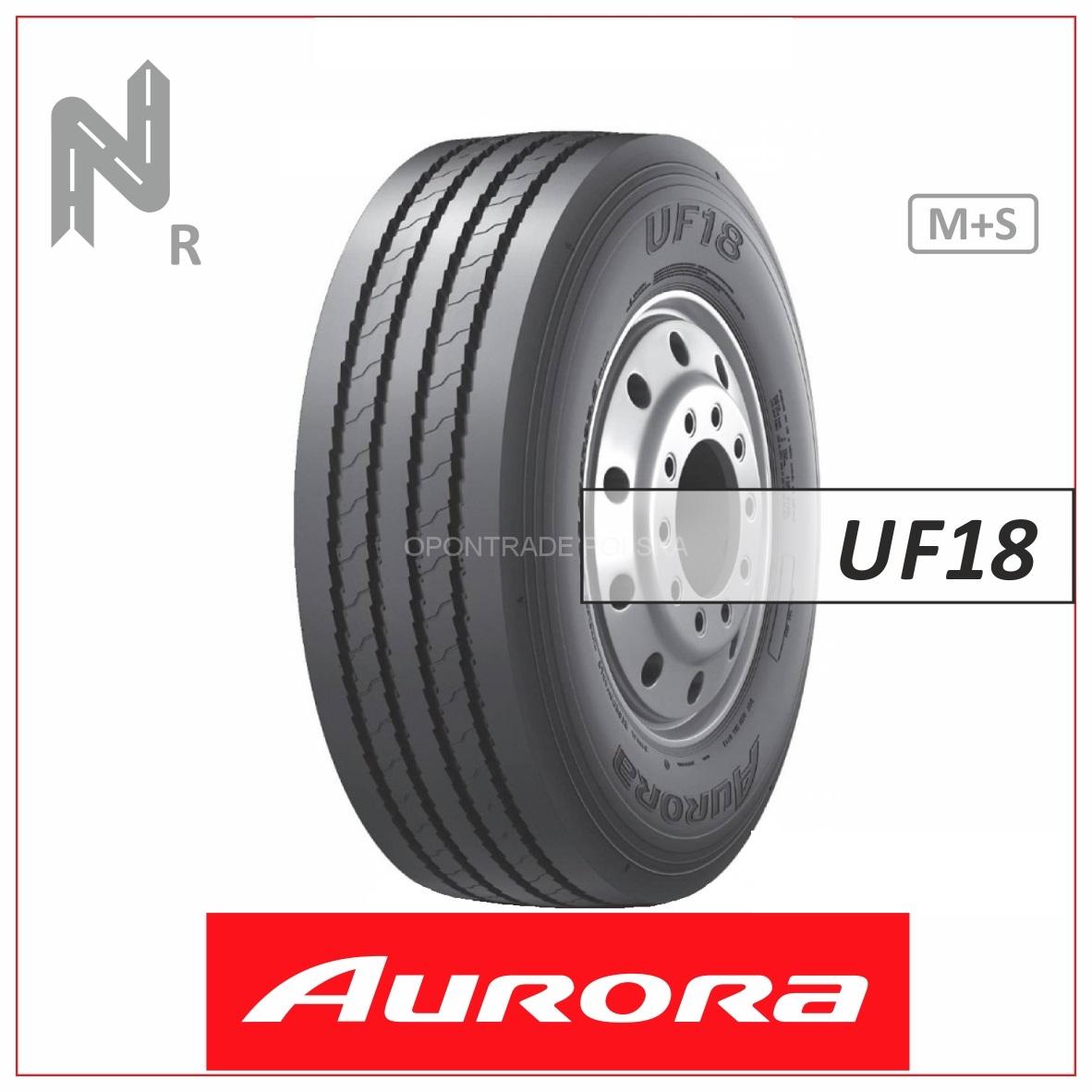 «Надежность обеспеченная качеством»: обзор шин Aurora UF 18 1