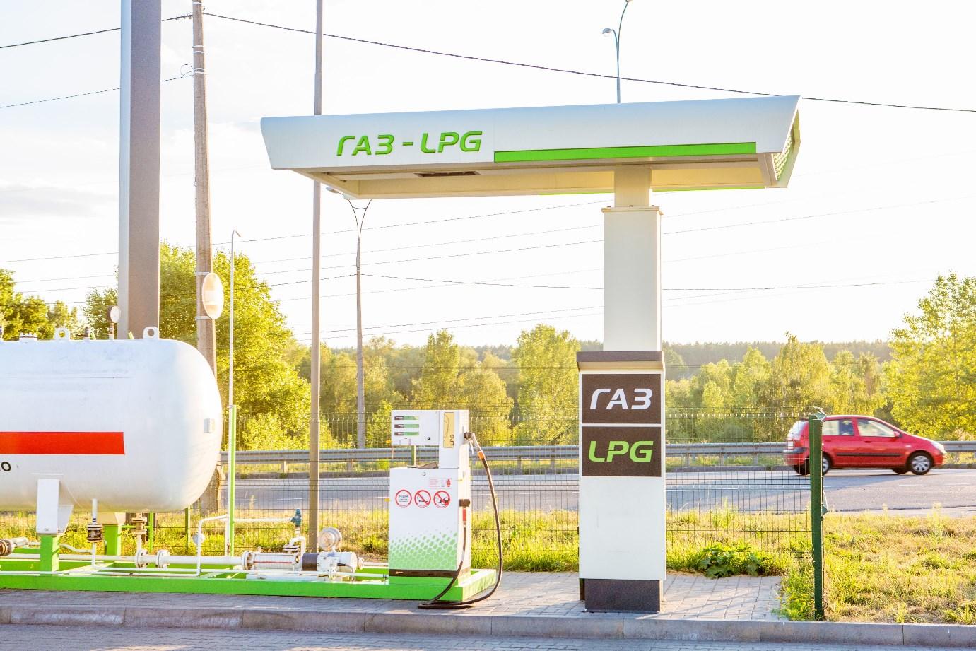 «ОККО» инвестирует более 100 млн гривен в LPG модули 1