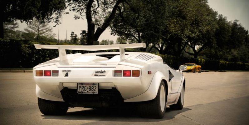 Самые роскошные спойлеры за всю историю автомобилестроения 1