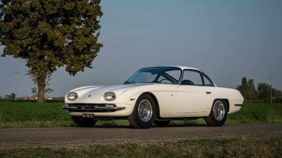 Lamborghini вернет выпуск модели 1964 года 2