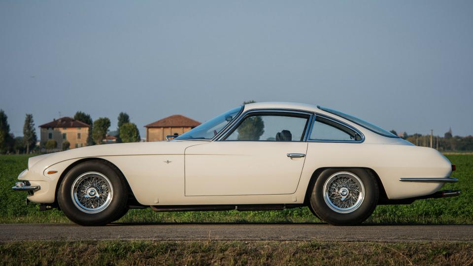Lamborghini вернет выпуск модели 1964 года 1