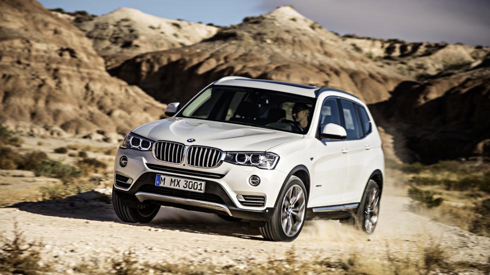 BMW отзывает X3. Причем всего один 1