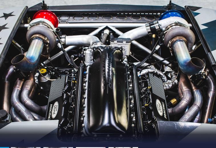 Mustang Кена Блока получил 6,7-литровый мотор 2