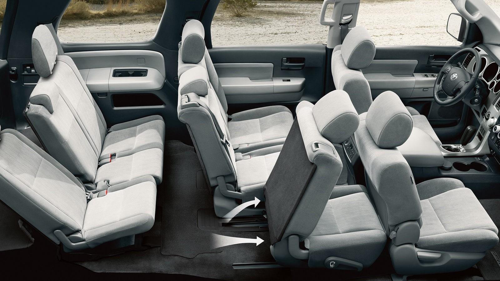 Toyota провела рестайлинг внедорожника Sequoia 3