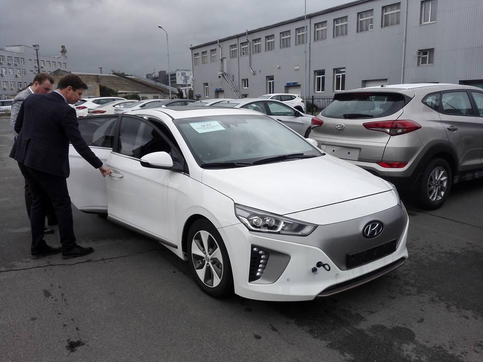 Украинский рынок электромобилей ожидает пополнение 1