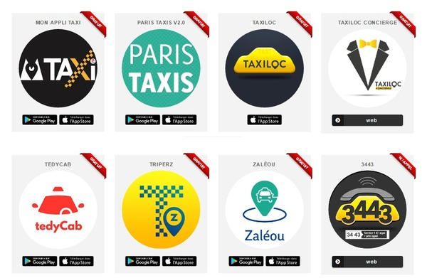 Французские власти решили помочь таксистам в борьбе с Uber 2