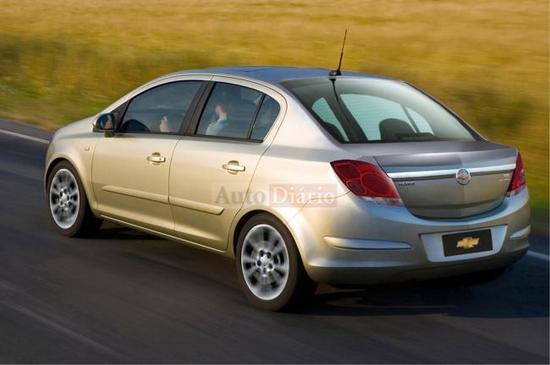 Opel Corsa «превратится» в доступный седан 1