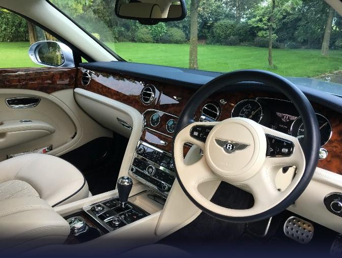 Чиновник выставил на продажу свой Bentley 2