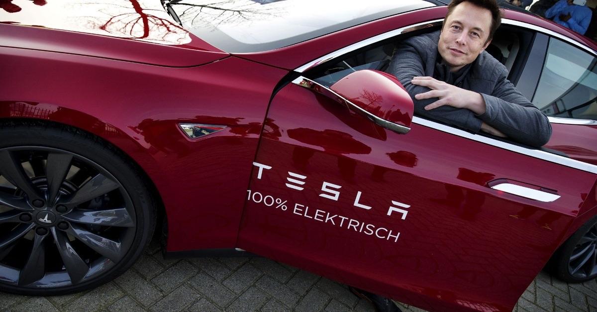 Tesla приготовила две технические новинки 1