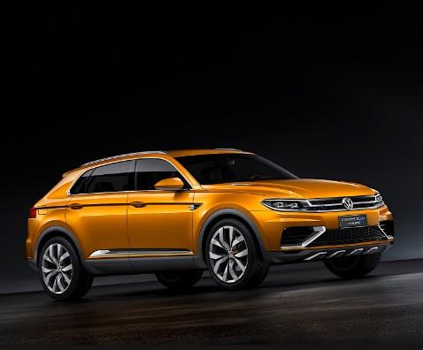 Volkswagen изменил название нового кроссовера 1