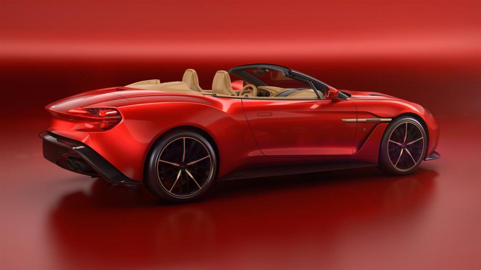 Открытый Aston Martin оценили в €750 тысяч 1