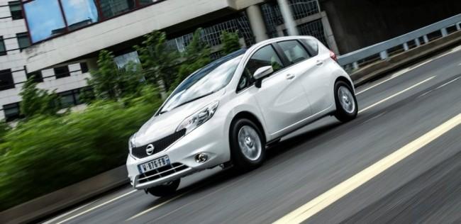 Nissan Note покидает европейский авторынок 1