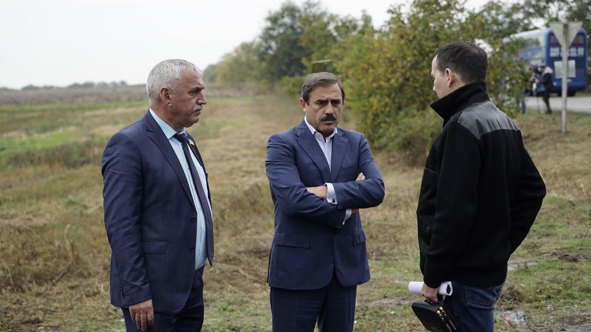 Порошенко дал «оценку» ремонтным работам на трассе Одесса – Рени 2