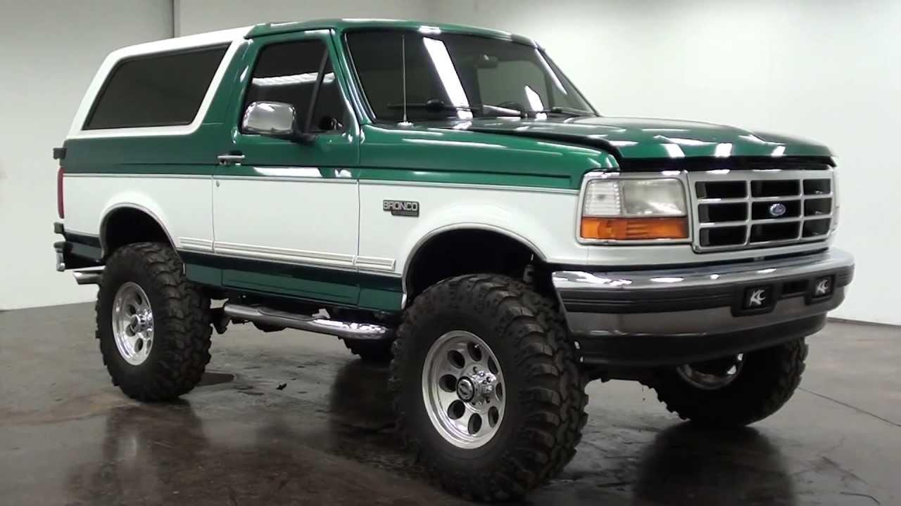 Компания Ford возродит «большой» внедорожник 1