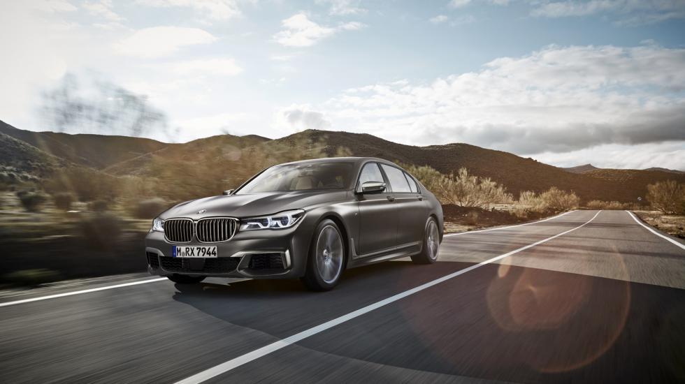 BMW презентовала «самую мощную семерку» 1