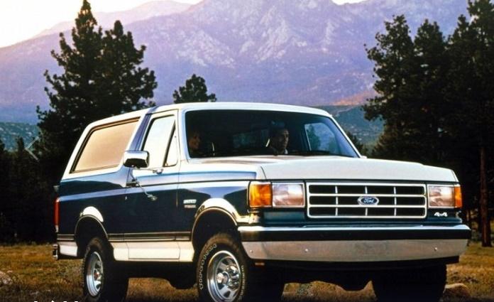 Ford возродит модель 1966 года 1