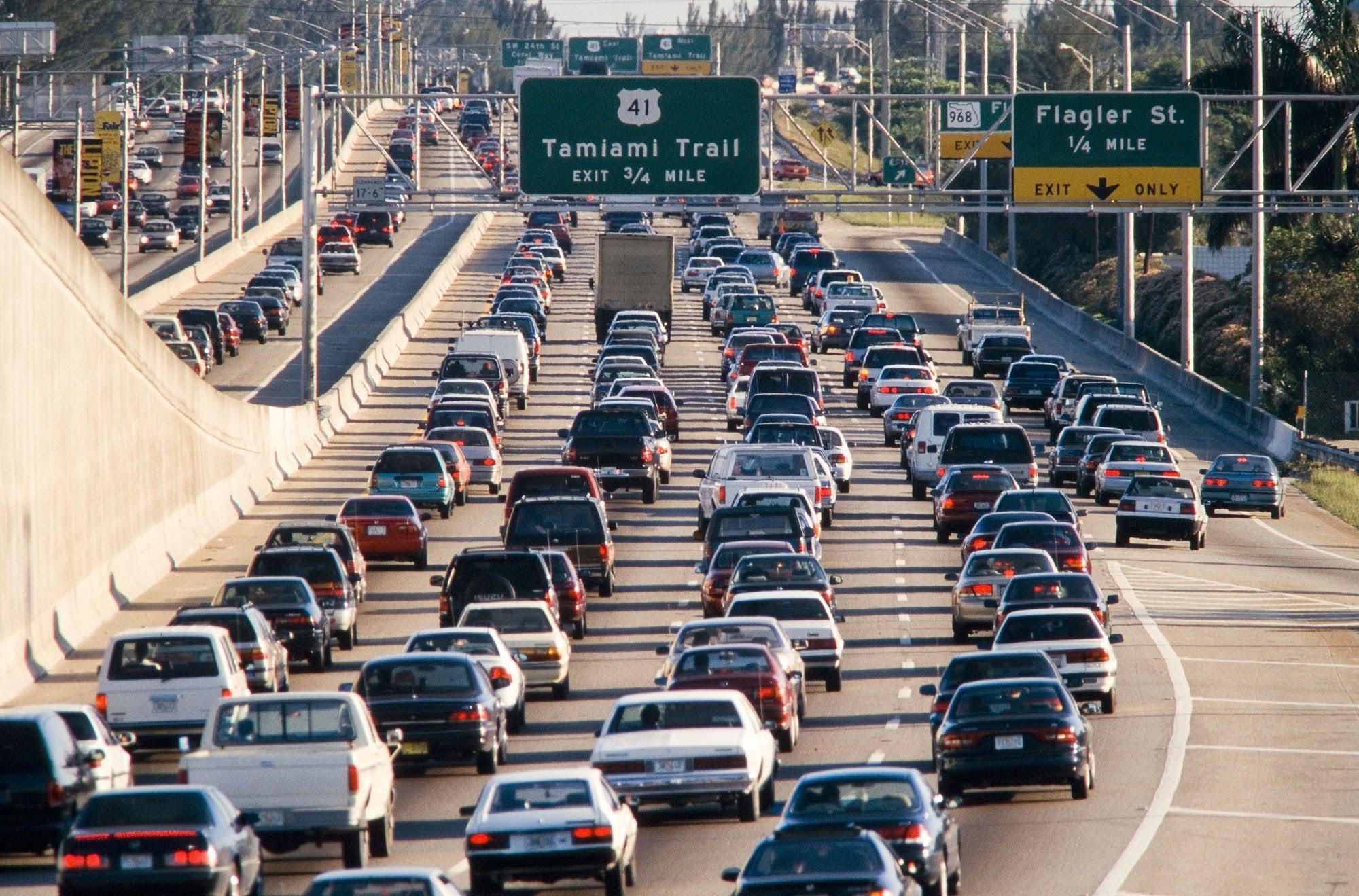 Ученые хотят добыть пользу из автомобильных заторов 1