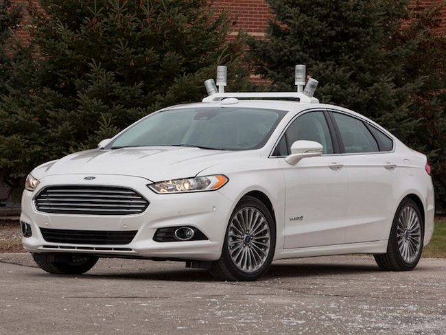 Эра беспилотных автомобилей: на шаг вперед 1