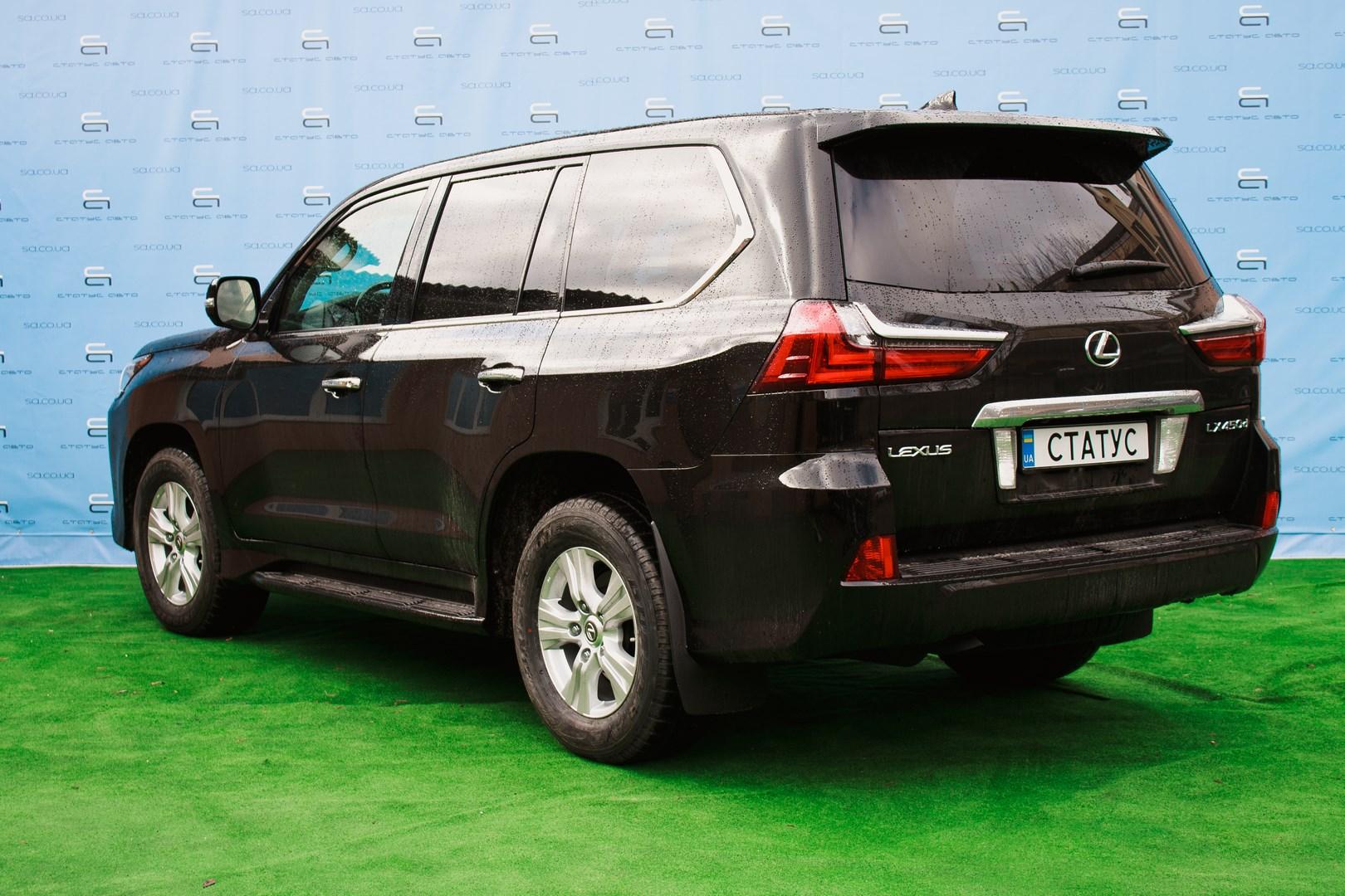 То, чего все ждали: обзор дизельного Lexus LX 450d 2