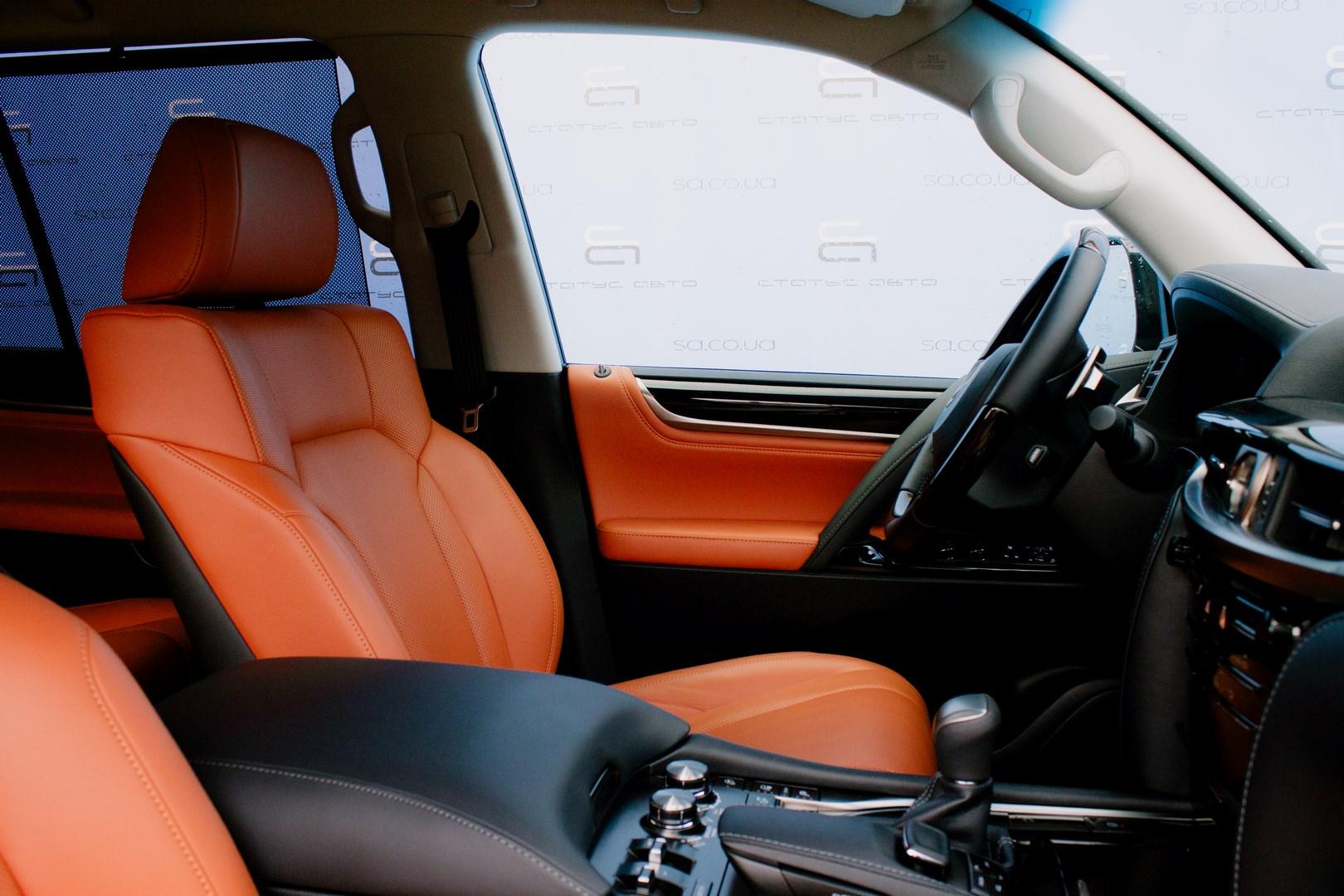 То, чего все ждали: обзор дизельного Lexus LX 450d 3