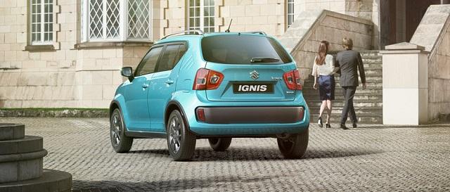 Suzuki Ignis возвращается на авторынок Европы 2