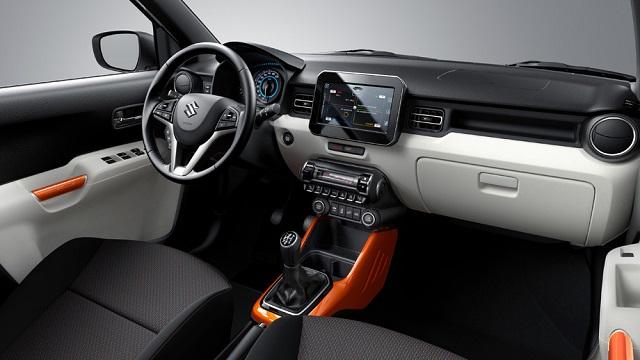 Suzuki Ignis возвращается на авторынок Европы 3