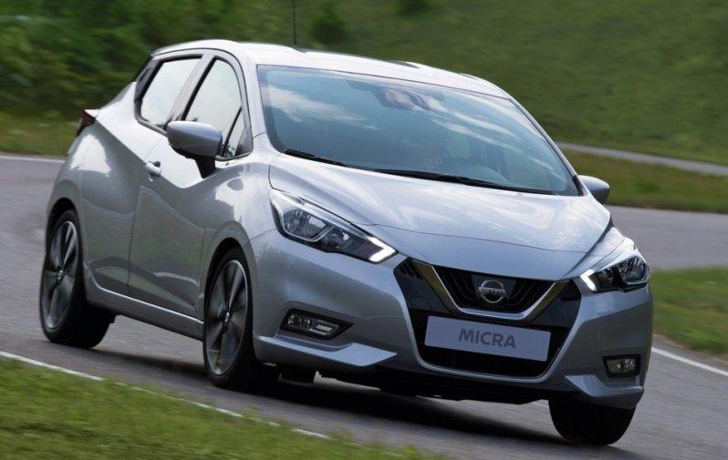 В Париже официально дебютировал Nissan Micra 1