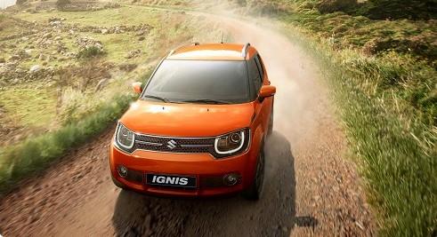 Suzuki Ignis возвращается на авторынок Европы 1