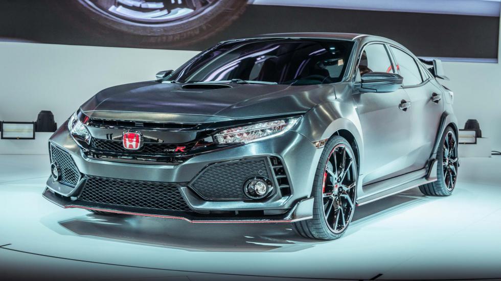 Новый Honda Civic Type R: «обман марки» 2