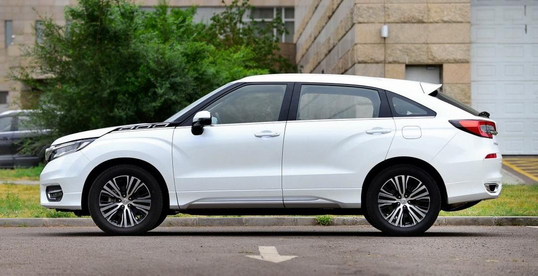 Honda Avancier готовится к выходу на китайский рынок 1