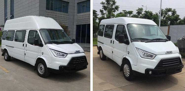 Как выглядит китайская версия Ford Transit 1