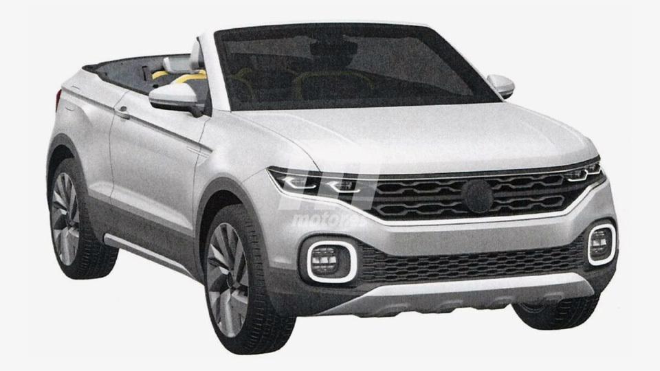 Как VW Polo «остался без крыши» 2