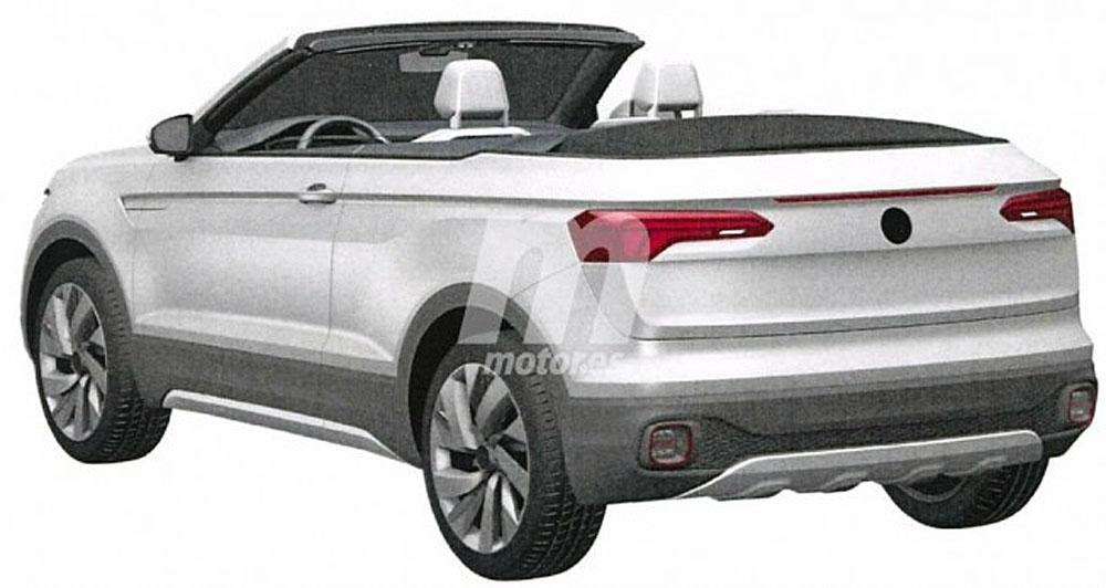 Как VW Polo «остался без крыши» 1