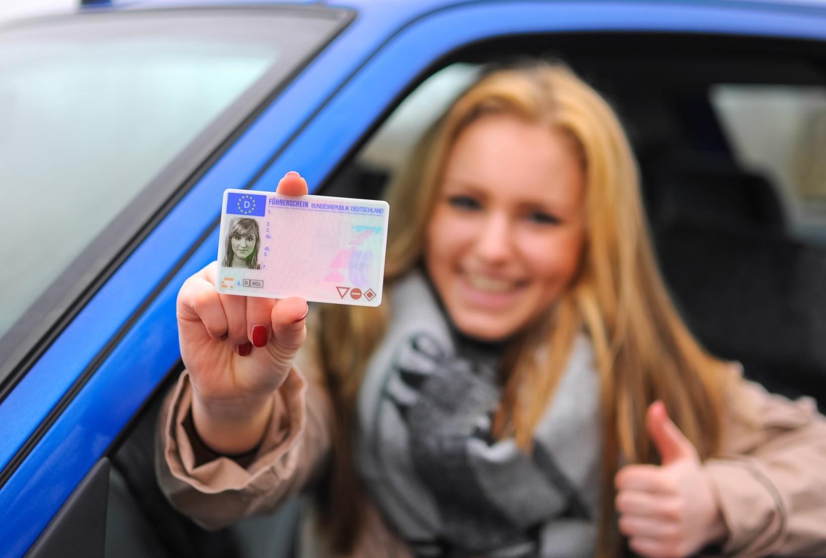 C 2017 года в Украине будут выдавать новые водительские права 1