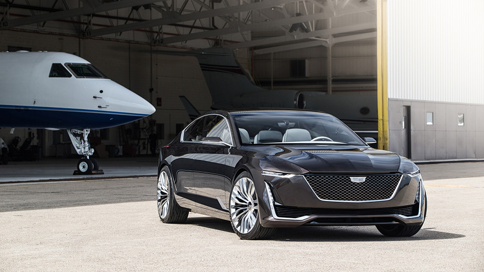Марка Cadillac ликвидирует свои автосалоны 1