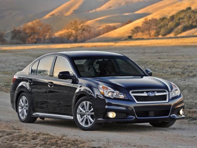 Subaru срочно отзывает почти 1 млн авто 1