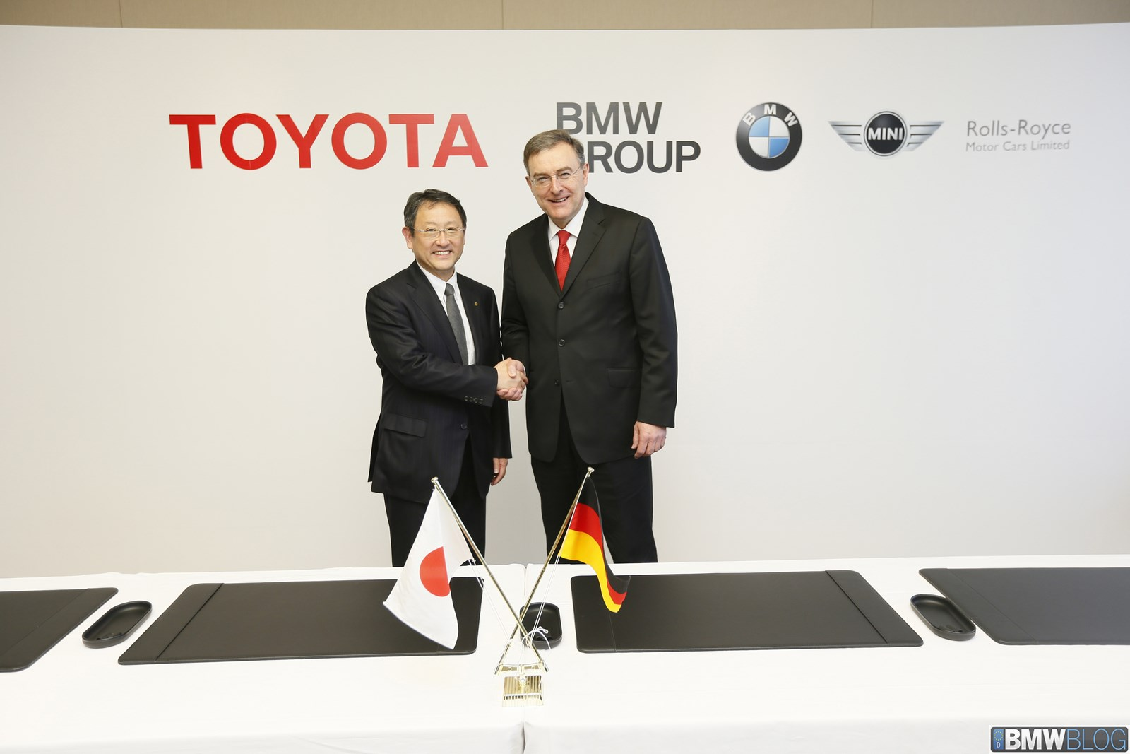 Toyota и BMW разрабатывают совместную модель 1