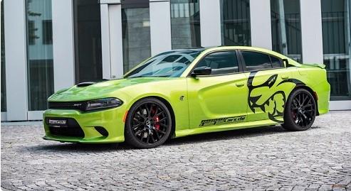 Немецкое тюнинг-ателье добавило мощности седану Dodge Charger 1