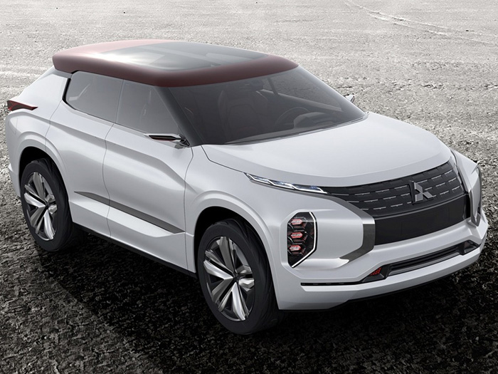 Mitsubishi готовится к презентации нового концепта 1