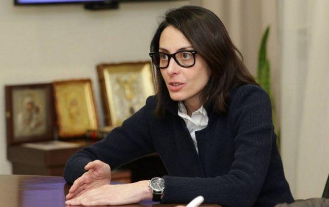 Хатия Деканоидзе рассказала о том, сколько машин разбили полицейские 1