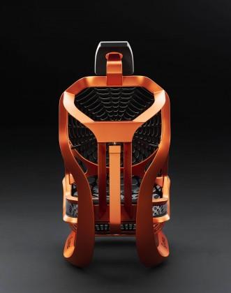 В Париже Lexus представит кинетическое кресло 3